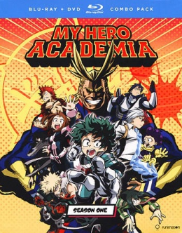 My Hero Academia [Blu-ray]. Season 1