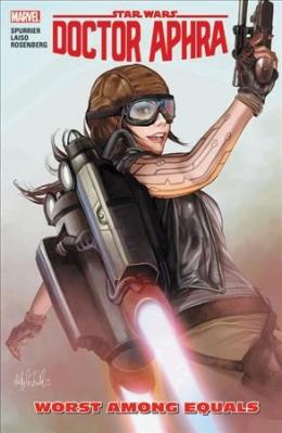 Star Wars Doctor Aphra. Book 5, Worst Among Equals