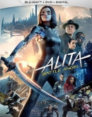 Alita [Blu-ray] : battle angel