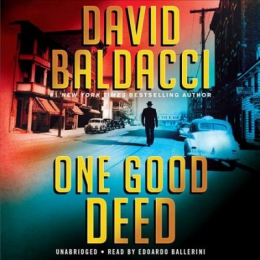 One Good Deed [CD Book]