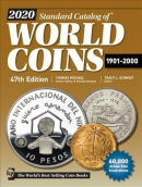 2020 standard catalog of world coins. 1901-2000