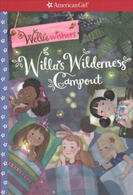 Willa's Wilderness Campout