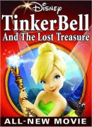 Tinker Bell and the lost treasure [DVD]