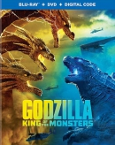 Godzilla [DVD]. King of the monsters
