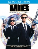 Men in black [Blu-ray]. International