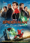 Spider-Man [DVD]. Far from home