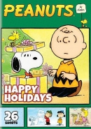 Charlie Brown [DVD]. Happy holidays.