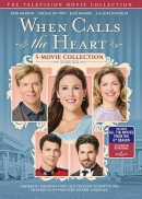 When calls the heart[DVD]. Season 6, 5-movie collection.
