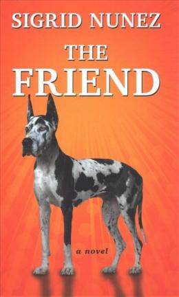 The Friend [large Print]