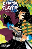 Demon slayer. Book 5, To hell