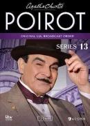 Agatha Christie's Poirot [DVD]. Season 13