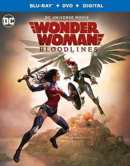 Wonder Woman [Blu-ray]. Bloodlines