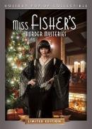 Miss Fisher's murder mysteries [DVD]. Season 2, Episode 13, Murder under the mistletoe