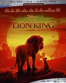 The lion king (2019) [Blu-ray]
