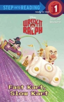 Wreck-it Ralph : fast kart, slow kart
