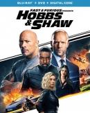 Fast & furious [Blu-ray]. Hobbs & Shaw