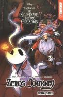 Tim Burton's the nightmare before Christmas. Zero's journey. Book three