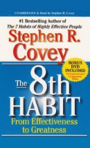 The 8th habit [CD book] : [from effectiveness to greatness]