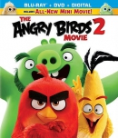 The angry birds movie 2 [Blu-ray]