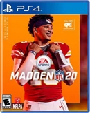Madden NFL 20 [PS4]