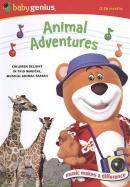 Baby genius [DVD]. Animal adventures