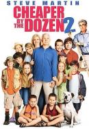Cheaper by the dozen 2 [DVD]