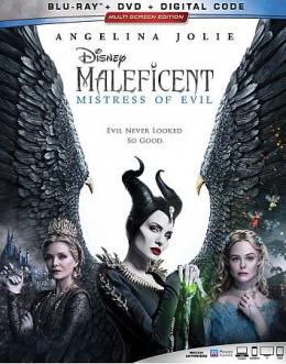 Maleficent [Blu-ray]. Mistress Of Evil