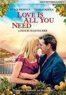 Love is all you need [DVD] = Den skaldede frisør