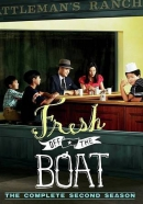 Fresh off the boat [DVD]. Season 2.