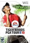 Tiger Woods PGA tour 10 [Wii]