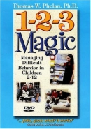 1-2-3 magic [DVD] : managing difficult behavior in children 2-12