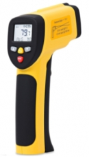 Infrared thermometer [learning tool].