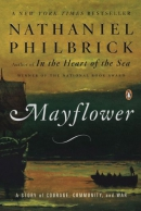 Mayflower [CD book] : a story of courage, community, and war