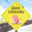 Snail crossing.