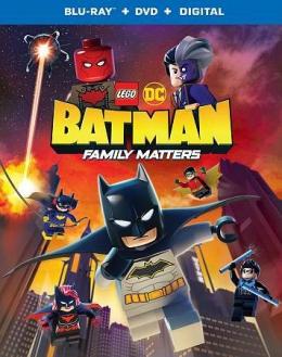 LEGO DC Batman [Blu-ray] : Family Matters