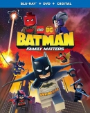 LEGO DC Batman [DVD] : family matters