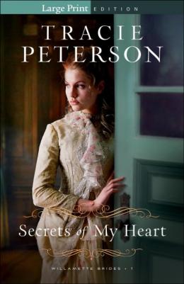 Secrets Of My Heart [large Print]