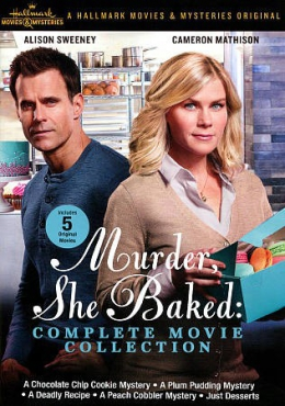 Murder, She Baked [DVD] : Complete Movie Collection