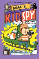 Top Secret Smackdown (Mac B., Kid Spy #3), Volume 3