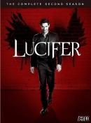 Lucifer [DVD]. Season 2