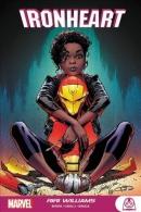 Ironheart. Riri Williams