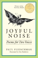 Joyful noise [CD book] : poems for two voices