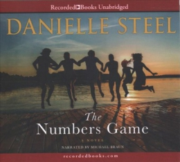 The Numbers Game [CD Book] : A Novel