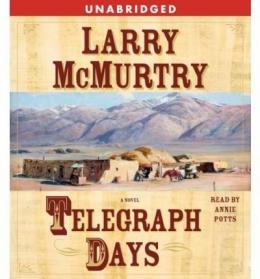 Telegraph Days [CD Book]