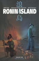 Ronin Island. Book 2, For the island