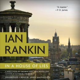 In A House Of Lies [CD Book]