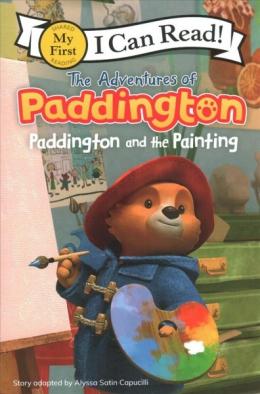 The Adventures Of Paddington. Paddington And The Painting