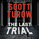 The last trial [CD book]