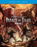 Attack on Titan [Blu-ray]. Season 3, part 2