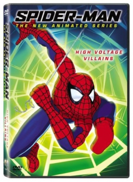 Spider-man [DVD] : The New Animated Series. High-voltage Villains